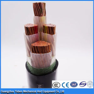 Fire Retardan 4 Core XLPE Insulated Power Cable