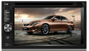 6.2 Inch Double DIN Car Music Player 6218 pictures & photos