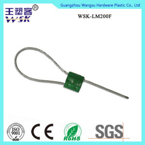 Wire Lead Seal Aluminum Alloys Lock Body Metal Security Seals pictures & photos