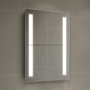 2017 Latest European Style LED Illuminated Bathroom Mirror with Touch Switch pictures & photos