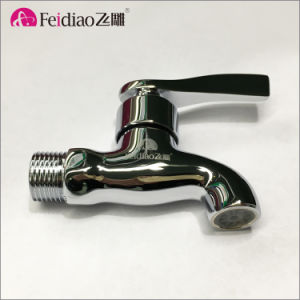 Low Price High Quality Hot Sale Brass Cold Water Tap pictures & photos