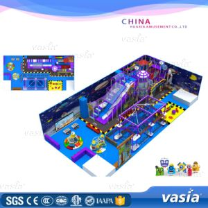 Children Indoor Play Equipment Rope Coursevs1-170401-378A-31A pictures & photos