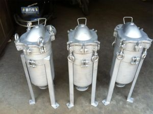 Stainless Steel Filter Water Filter Casting Bag Filter pictures & photos