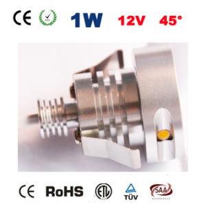 1W 12V Spot Lighting 1W 12V LED Step Light COB LED Stair Lamp pictures & photos