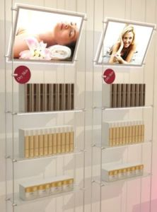 Slim LED Light Pocket for SPA & Salon Displays pictures & photos