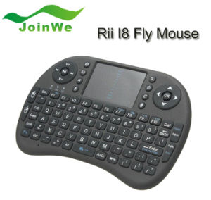 Wireless Keyboard Rii I8 Hot Selling From Joinwe pictures & photos