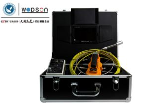 28mm Self Leveling Camera for Sewer Pipe Inspection Camera Wps715DJ pictures & photos