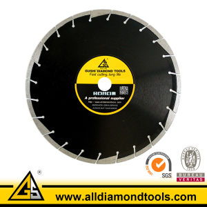 Diamond Saw Blade with Protective Teeth for Asphalt and Green Concrete pictures & photos