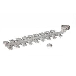 OEM Small Metal Parts Pressure Aluminum Die Casting pictures & photos
