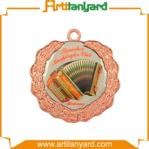 Top Quality Metal Medal with Soft Enamel pictures & photos