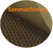 Honeycomb Paper Panel Lamination Line pictures & photos