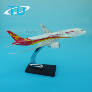 Hainan Airlines B787 1: 200 Resin Boeing Model Aircraft pictures & photos