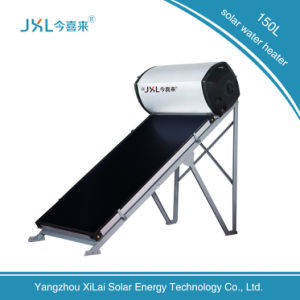 China Solar Water Heater Flat Plate Solar Collector Flat Plate Solar Water Heater pictures & photos