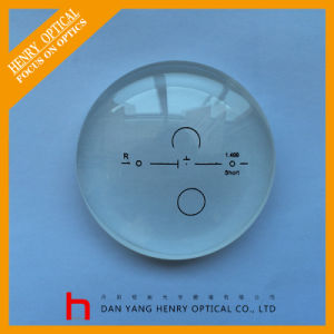 Semifinished 1.56 Short Corridor Progressive Optical Lens Hmc pictures & photos