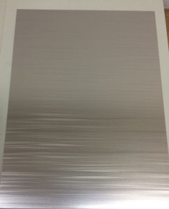 Vinyl Coated Metal, Steel Door Panel for Refrigerator pictures & photos
