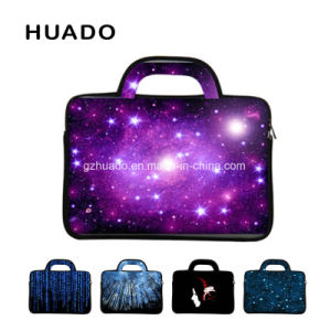 "Starry Sky 15 Inch 15.6"" Laptop Bag Notebook Case for Ladies for Mac/ HP/Lenovo/ DELL pictures & photos"