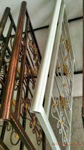 Wrought Iron Fence Gate Grill Fence Design pictures & photos