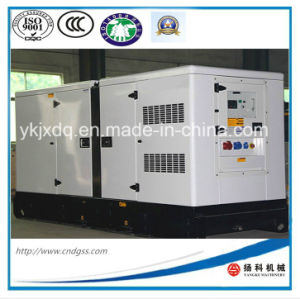Volvo 504kw/630 kVA Brushless Synchronous Silent Diesel Genset pictures & photos