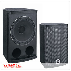 Three Way Big Power Speaker Church Sound System pictures & photos
