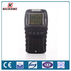 Ce Approved Portable Indoor Gas Detecting Carbon Dioxide Detector pictures & photos