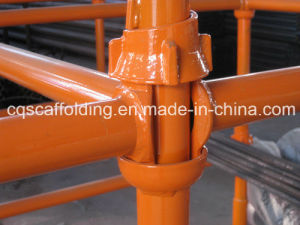 Hot Sale Cuplock Scaffolding for Building Material (CQG-CP01)