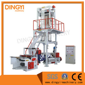 HDPE High Speed Film Blowing Machine pictures & photos
