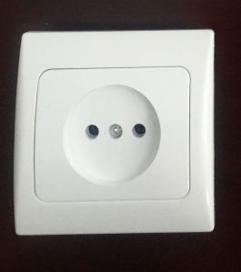 European Wall Socket Q8022 pictures & photos