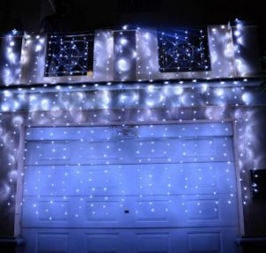 Outdoor Waterproof Christmas LED Curtain Light for Home Ornament pictures & photos