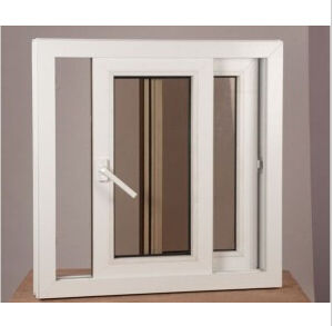 Environmentally Aluminium Sliding Window pictures & photos