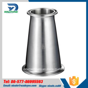 Sanitary Stainless Steel Clamp Reducer (DY-R012) pictures & photos
