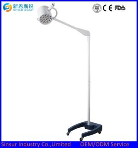 China Supply Cost Stand Shadowless Halogen Operating Room Examination Lamp pictures & photos