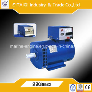 St Series 1-24kw Single Phase Brush Generator pictures & photos