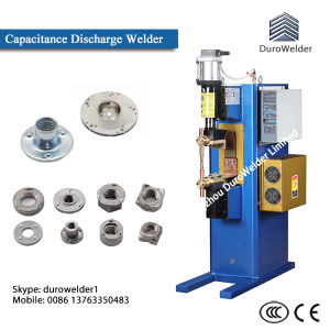 Pneumatic Type Capacitance Discharge Projection Spot Welding Machine pictures & photos