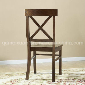 Solid Wooden Dining Chairs Living Room Furniture (M-X2958) pictures & photos