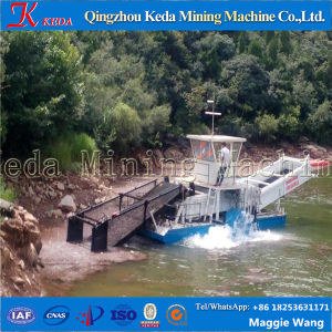 Qingzhou Keda Kdgc3000 Aquatic Weed Harvester for Sale pictures & photos