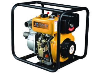 Wp30 Diesel Water Pump with 7HP Engine pictures & photos