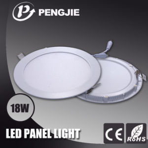 Hot Sale Die Casting Aluminum 18W LED Panel Light pictures & photos