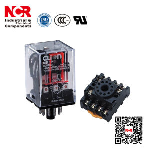 380V General-Purpose Relay/Industrial Relay (JQX-10F-3Z/JTX3C) pictures & photos