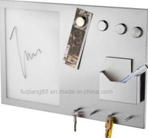 Fq-810 Durable Stainless Steel Report Board, Notice Board, Message Board pictures & photos