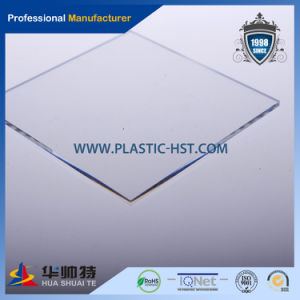 100% Raw Material Transparent Perspex Sheet pictures & photos
