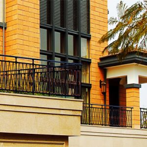 Luxurious Residential Balustrade