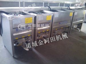 French Potato Chips Frying Fryer Machine pictures & photos