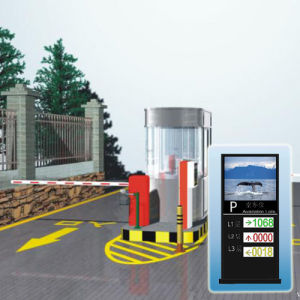 LED Car Parking Guidance Main LED Message Screen pictures & photos