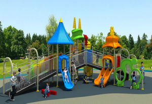The Disabled Kids Playground Equipment pictures & photos