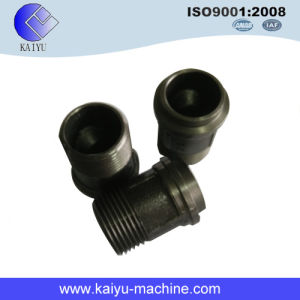 Casting Iron Compression Fittings and Pipe Fittings Sockets pictures & photos