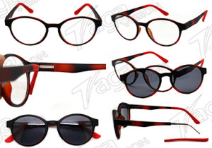 Most Fashion Clip-on Sunglass Ultem Optical Frame
