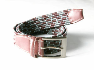 Latest Design Fashion Elastic Braided Belts pictures & photos