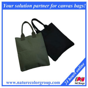 Dyed Cloth Canvas Tote Bag pictures & photos