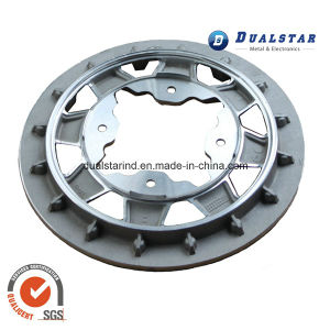 Aluminum Round Disk Casting with Good Quality pictures & photos