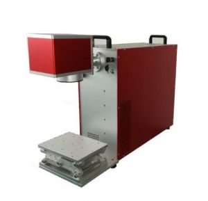 Air Cooling Clock and Watch Laser Marking Machine pictures & photos